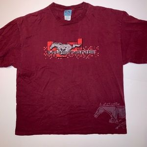 Ford Mustang Ford Official Products T-shirt